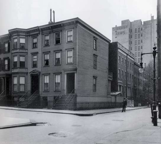 Downtown S Foreman Clark Building To Become 124: ANCIEN REGIME: Before The Corvingtons And Crooks Took Over