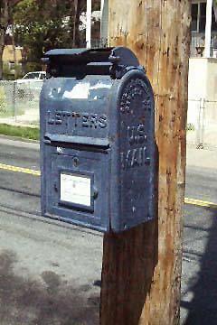 ancient mailboxes forgotten new york. Black Bedroom Furniture Sets. Home Design Ideas