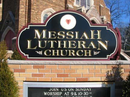 Messiah Lutheran Church Jefferson Boulevard Staten Island Ny