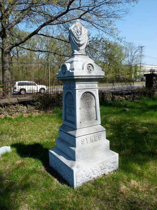 Joseph Hall Monuments Staten Island