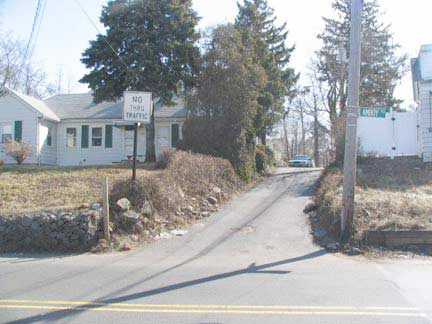 Block Of Amboy Road Staten Island