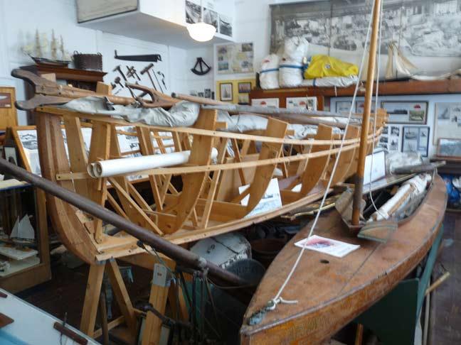 City Island Nautical Museum Fordham Street Bronx Ny