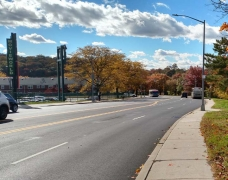 Douglaston-Parkway-Looking-west-near-Douglaston-Mall