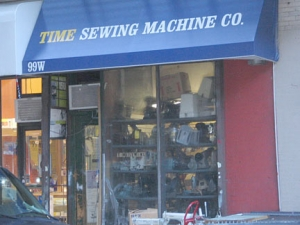 timesewing