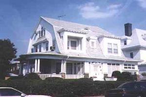 Dwelling on Sea Gate's Atlantic Avenue