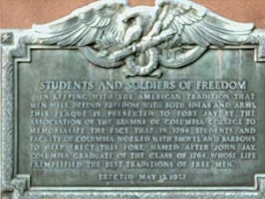 students-soldiers-plaque