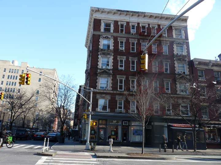 JANE STREET, West Village - Forgotten New York