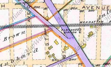 LONG DARK ROAD The Bay Ridge LIRR branch Part Two  Forgotten
