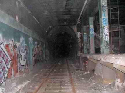 Long Dark Road The Bay Ridge Lirr Branch Forgotten New York