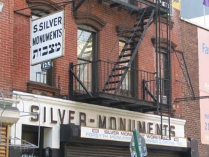 silvermonuments