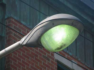 Mercury Falling 1960s Luminaires Disappearing In Nyc At