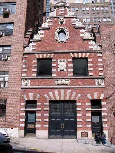 Murray hill manhattan forgotten new york for 38 west 38th street 3rd floor