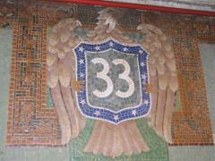 33stmosaiceagle