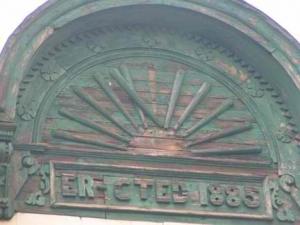 erected1885