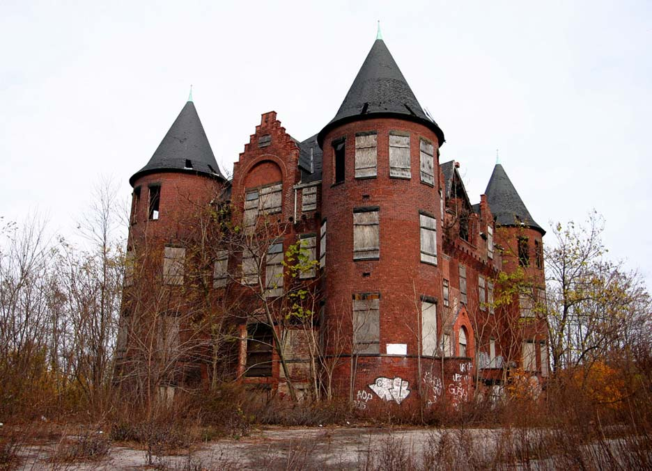 S R Smith Infirmary Staten Island Forgotten New York
