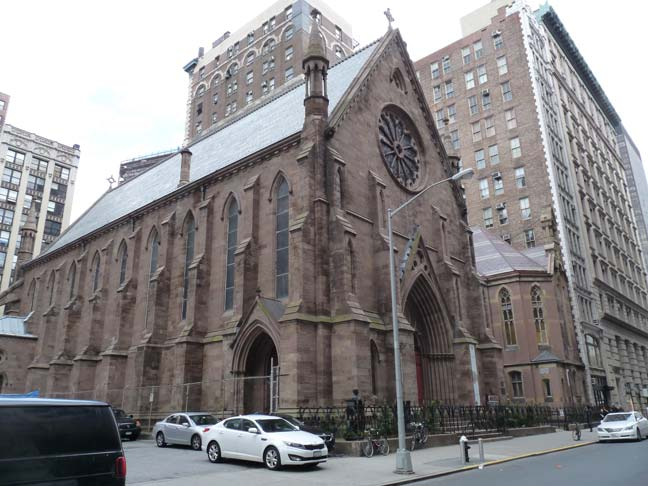 Serbian Orthodox Cathedral Of St Sava Madison Square