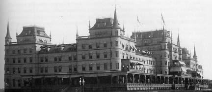 Left Manhattan Beach Hotel Merlis Welcome Back To Brooklyn Above Oriental Rosenzweig And Miller S Gold Coast