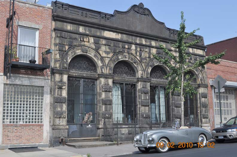 Former Banks Around Town Forgotten New York
