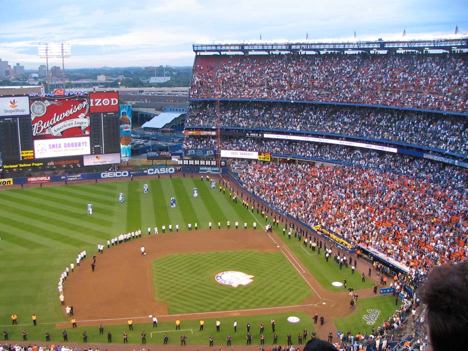 Shea Stadium Queens Part 2 Forgotten New York