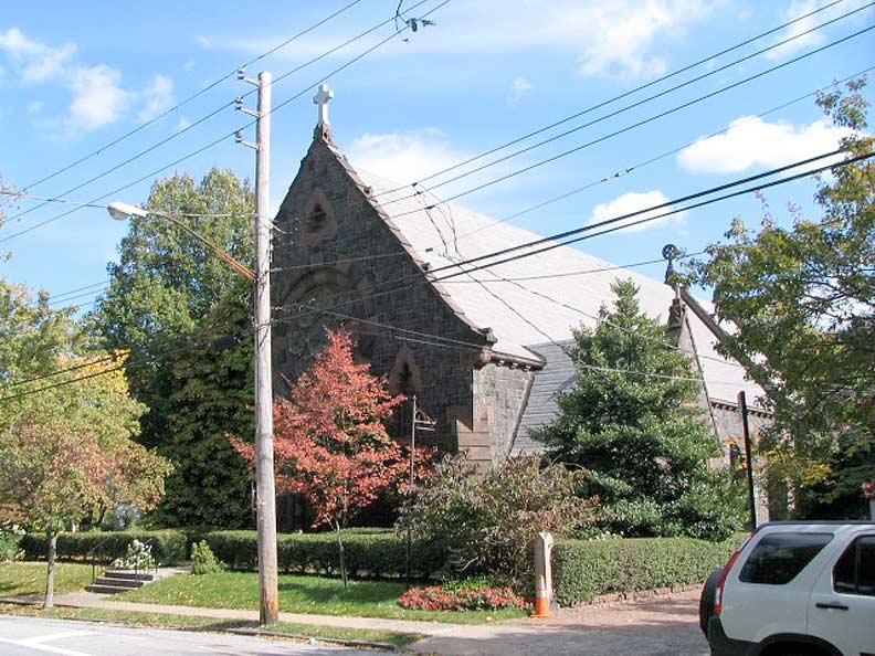 Stapleton Church Staten Island
