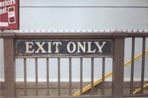 subway-sign-exit-only