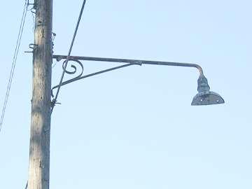 Crescent Moon Lamp
