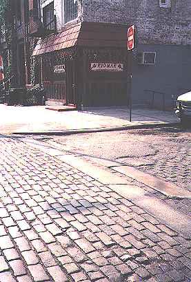 brick streets forgotten new york