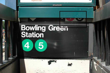 BowlingGreensign
