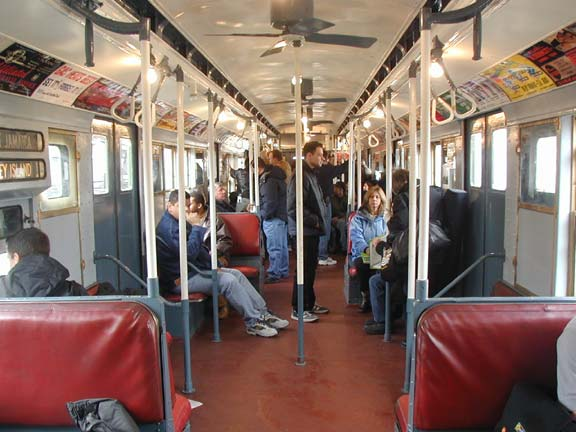 vintage subway cars forgotten new york. Black Bedroom Furniture Sets. Home Design Ideas