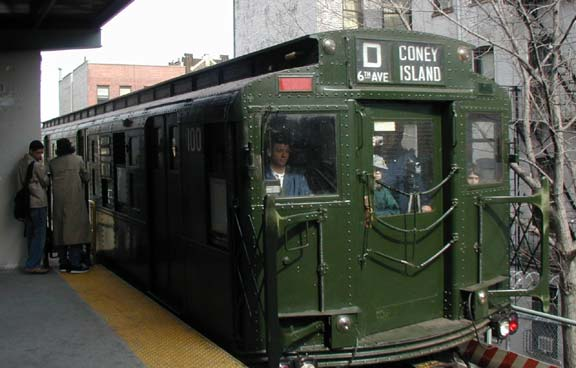 VINTAGE SUBWAY CARS Forgotten New York
