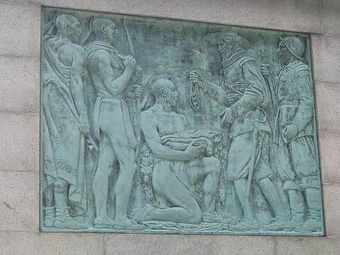 Henry Hudson Death in Henry Hudson Park