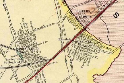 rosedalemap