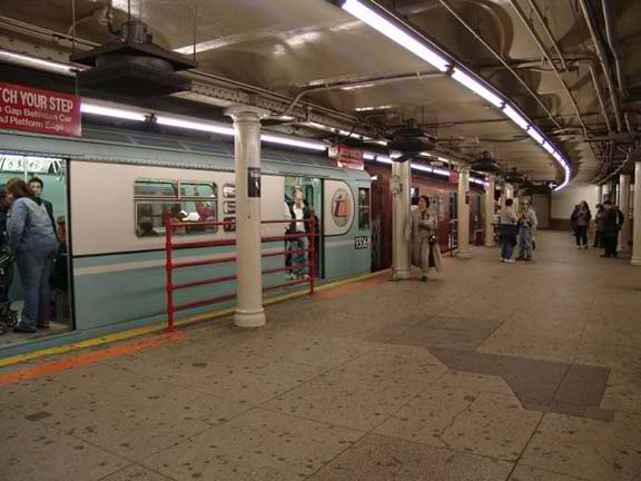72nd Street Subway Map.The Original 28 Subway Stations Part 2 Forgotten New York