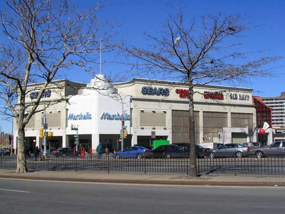 Sears forgotten new york