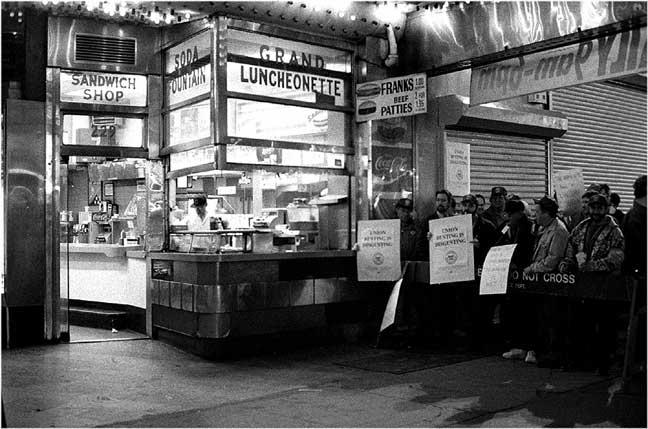 Deuce 42nd Street Manhattan Forgotten New York