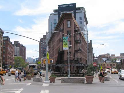 9th Avenue Chelsea Meatpacking Forgotten New York