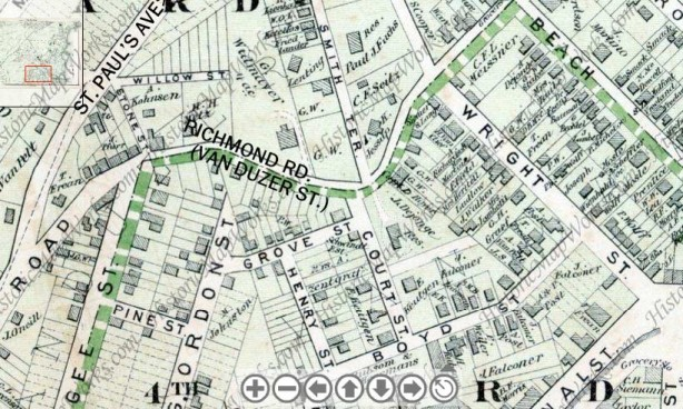 TOMPKINSVILLE, Staten Island - Forgotten New York on