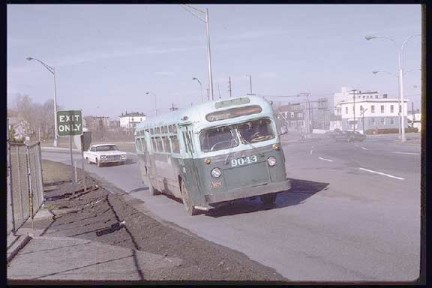 B7 Bus 1965 Copy Forgotten New York