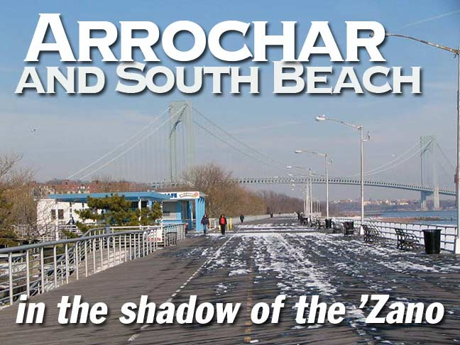 Arrochar South Beach Staten Island