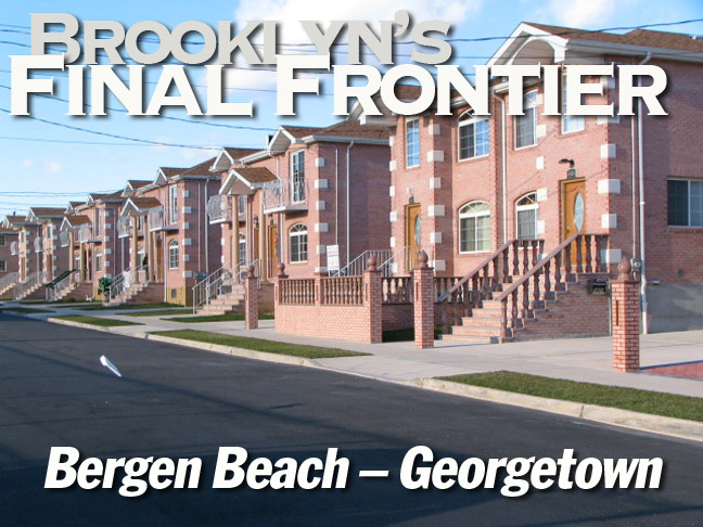 Bergen Beach Georgetown Brooklyn Forgotten New York