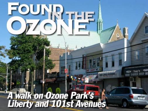 Ozone Park Queens Forgotten New York