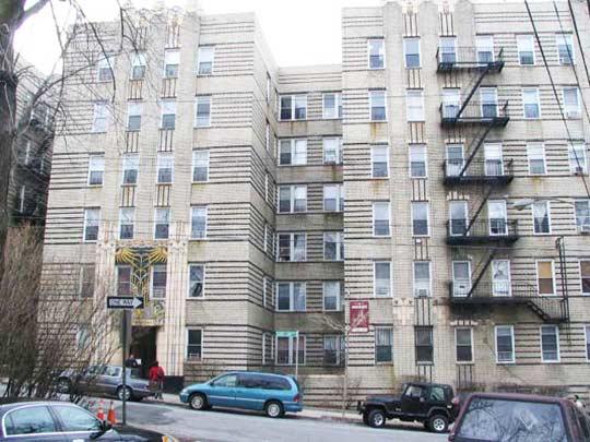 Represent Staten Island Art Deco Forgotten New York