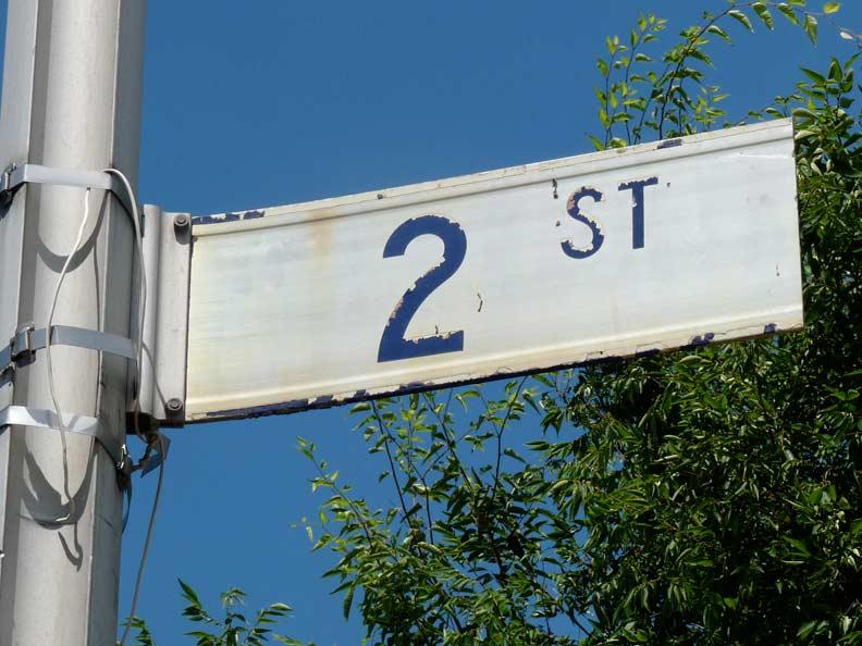 second.street