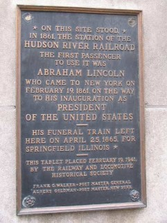 11.lincoln.plaque