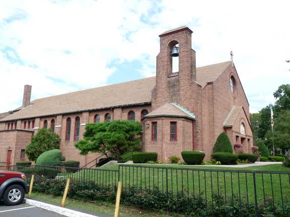 Blessed Sacrament Church Staten Island