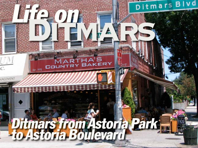 Ditmars Boulevard Astoria Part 1 Forgotten New York