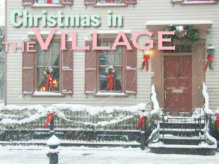 Christmas in the village forgotten new york