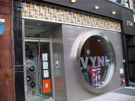 Vnyl New York Restaurant Hell S Kitchen