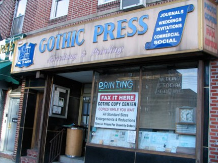 gothic.press