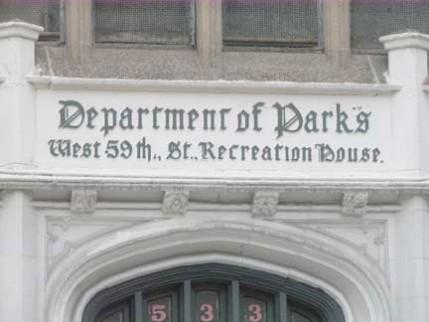 parks.lettering
